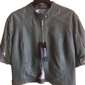 giacche pelle donna