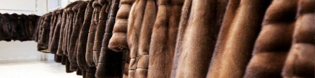 pellicce di visone sintetiche